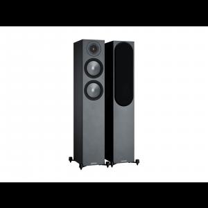 Monitor Audio Bronze 200 Floorstanding Speakers Black