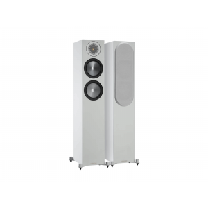 Monitor Audio Bronze 200 Floorstanding Speakers White (6G)