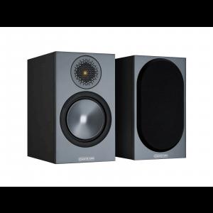 Monitor Audio Bronze 50 Bookshelf Speakers Black