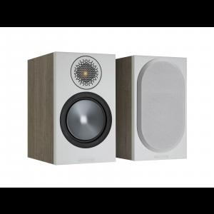 Monitor Audio Bronze 50 Bookshelf Speakers Urban Grey