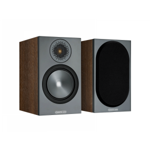 Monitor Audio Bronze 50 Bookshelf Speakers Walnut