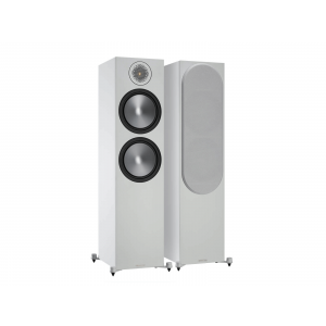Monitor Audio Bronze 500 Floorstanding Speakers White (6G)
