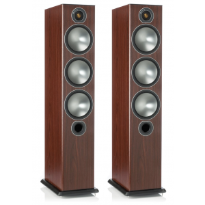 Monitor Audio Bronze 6 Floorstanding Speakers - Rosemah