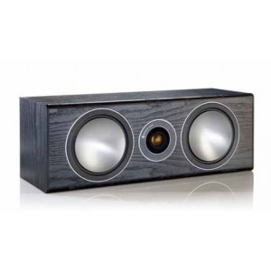Monitor Audio Bronze Centre Speaker - Black Oak