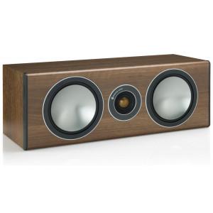 Monitor Audio Bronze Centre Speaker (Walnut, Open Box)