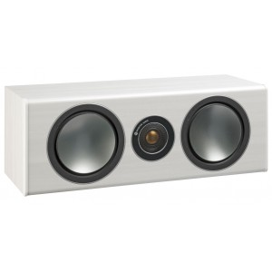 Monitor Audio Bronze Centre Speaker - White Ash