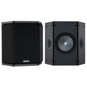 Monitor Audio Bronze FX Surround Speakers (2020) Black