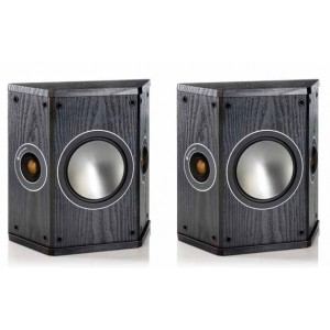 Monitor Audio Bronze FX Surround Speakers - Black Oak