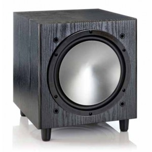 Monitor Audio Bronze W10 Subwoofer Black Oak