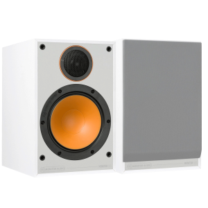 Monitor Audio Monitor 100 Bookshelf Speakers White