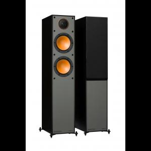 Monitor Audio Monitor 200 Floorstanding Speakers Black