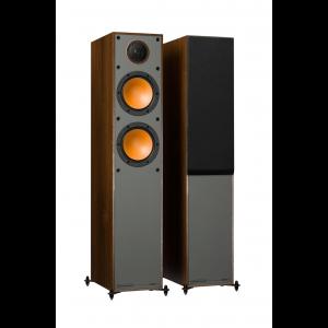 Monitor Audio Monitor 200 Floorstanding Speakers Walnut