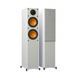 Monitor Audio Monitor 200 Floorstanding Speakers White