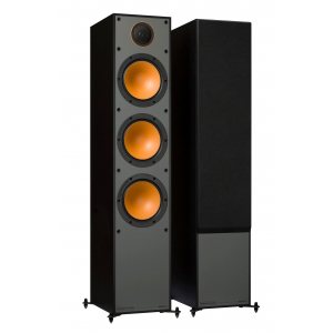 Monitor Audio Monitor 300 Floorstanding Speakers Black