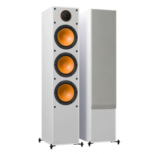 Monitor Audio Monitor 300 Floorstanding Speakers White
