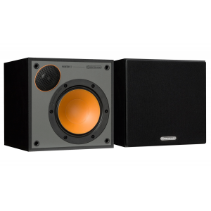 Monitor Audio Monitor 50 Bookshelf Speakers Black