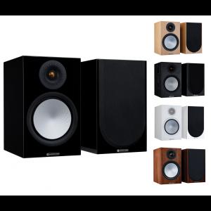Monitor Audio Silver 100 7G Bookshelf Speakers