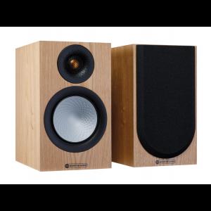 Monitor Audio Silver 50 7G Bookshelf Speakers Ash
