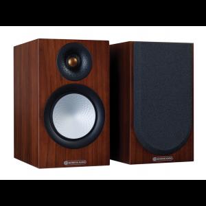Monitor Audio Silver 50 7G Bookshelf Speakers Walnut