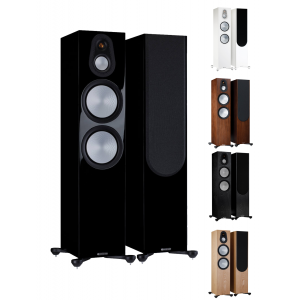 Monitor Audio Silver 500 7G Floorstanding Speakers
