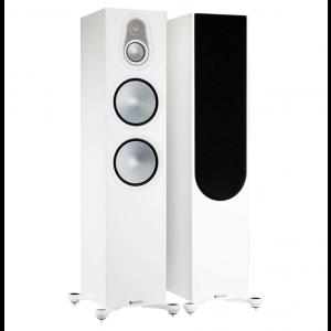 Monitor Audio Silver 500 7G Floorstanding Speakers Satin White