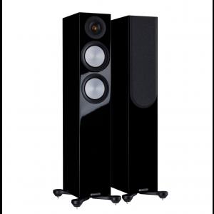 Monitor Audio Silver 200 7G Floorstanding Speakers Gloss Black