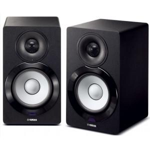 Yamaha NX-N500 Active Speakers (Black, Open Box)