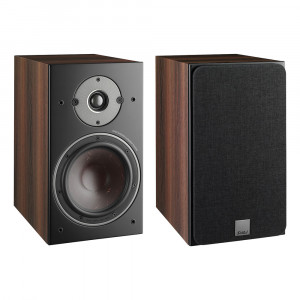 Dali Oberon 3 Speakers (Open Box, Dark Walnut)