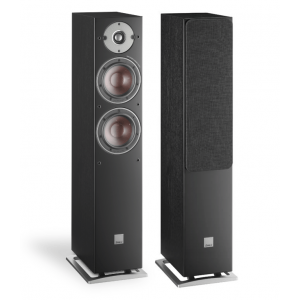 Dali Oberon 5 Floorstanding Speakers Black Ash