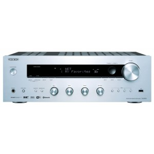 Onkyo TX-8150 Network Stereo Receiver Silver