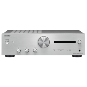 Onkyo A-9130 Integrated Stereo Amplifier Silver