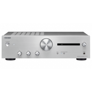 Onkyo A-9110 UK Integrated Stereo Amplifier Silver