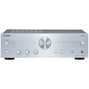 Onkyo A-9150 Integrated Stereo Amplifier Silver