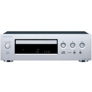Onkyo C-755 CD Player - Silver
