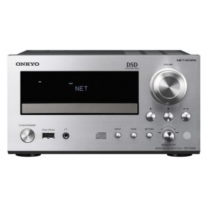 Onkyo CR-N765 Network CD Receiver - Silver