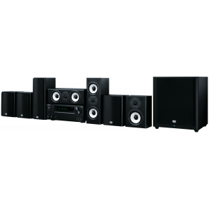 Onkyo HT-S9800THX 7.1-Channel Network AV Receiver/Speaker Package