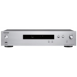 Onkyo NS-6130 Network Audio Player Silver