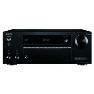 Onkyo TX-NR555 AV Receiver Black