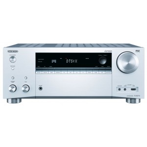 Onkyo TX-RZ710 AV Receiver 7.2 Channel Dolby Atmos DTS:X HDR Bluetooth AirPlay WiFi Googlecast Silver