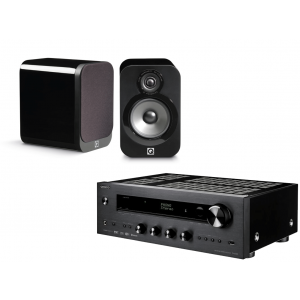 Onkyo TX-8150 w/ Q Acoustics 3020 Speakers