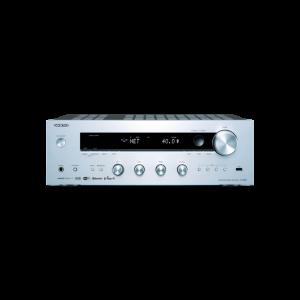 Onkyo TX-8250 Receiver (Open Box, Silver)