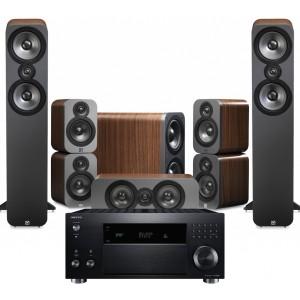 Onkyo TX-RZ900 w/ Q Acoustics 3050 Speakers (5.1)