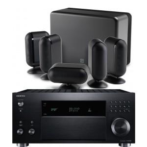 Onkyo TX-RZ900 w/ Q Acoustics Q7000i (5.1)