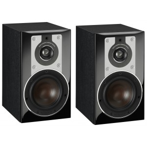 Dali Opticon 1 Bookshelf Speakers Black
