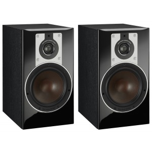 Dali Opticon 2 Bookshelf Speakers Black