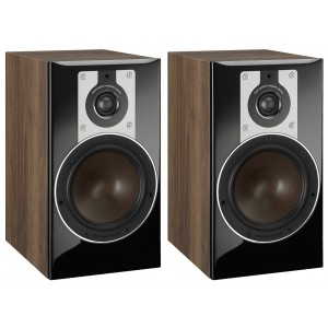 Dali Opticon 2 Bookshelf Speakers Walnut