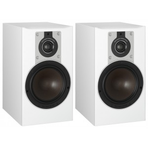 Dali Opticon 2 Bookshelf Speakers White