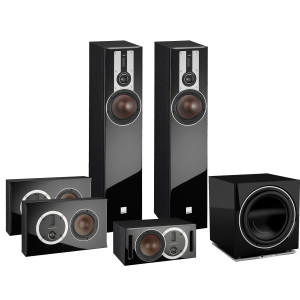 Dali Opticon 5 Speaker Package (5.1)
