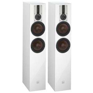 Dali Opticon 6 Floorstanding Speakers White