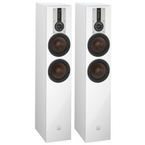 Dali Opticon 6 Speakers (Damaged, White)